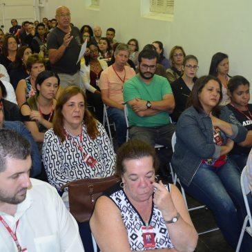 Reunião com funcionários da ADEPOM visa melhoria nos serviços prestados