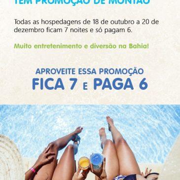 Quer viajar? Aproveite a promoção e vá para Costa do Sauípe. Nossos associados tem descontos especiais