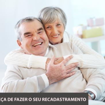Inativos e Pensionistas não esqueçam do recadastramento anual. Mais informações, clique aqui!
