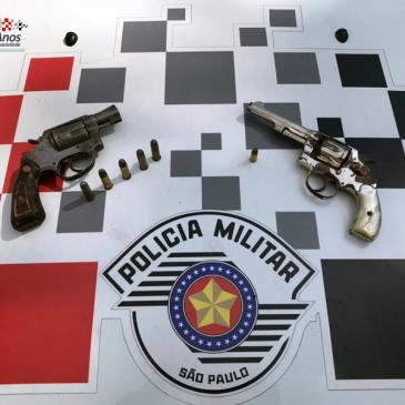 PMs do 33º BPM/M frustram tentativa de sequestro e roubo de veículo